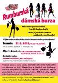 RUMBURSKÁ DÁMSKÁ BURZA - obrázek