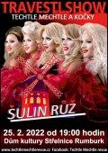 Cabaret Šulin Růž - Travesti Show - obrázek