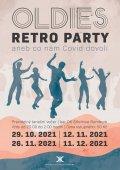 OLDIES RETRO PARTY - obrázek
